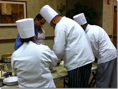 Riderwood Chef Dinner 1