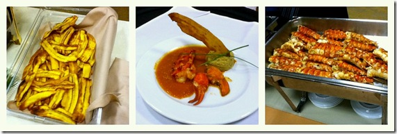 Riderwood Chef Dinner Lobster