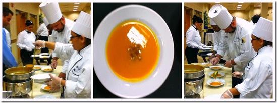 Riderwood Chef Dinner Soup