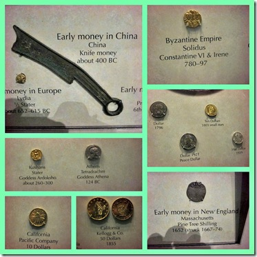 Coin Collage