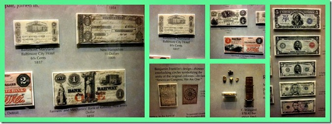 Paper Money Collage
