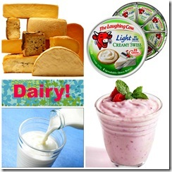 Dairy Collage
