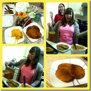 Pancake Collage 2