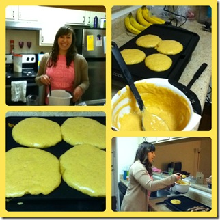 Pancake Collage