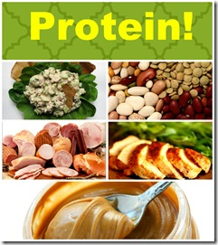 Protein Collage